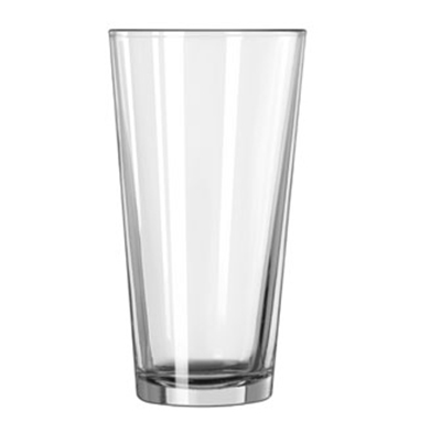 Libbey Glass 15144 20-oz DuraTuff Restaurant Basics Mixing Glass