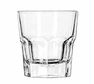 Libbey Glass 15231 9-oz DuraTuff Gibraltar Tall Rocks Glass