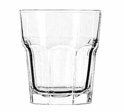 Libbey Glass 15243 12-oz DuraTuff Gibraltar Double Rocks Glass