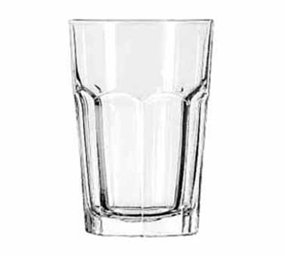 Libbey Glass 15244 14-oz DuraTuff Gibraltar Beverage Glass