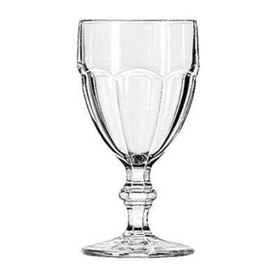 Libbey Glass 15246 8.5-oz DuraTuff Gibraltar Wine Glass
