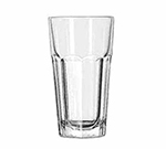 Libbey Glass 15256 16-oz DuraTuff Gibraltar Tall Cooler Glass