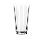 Libbey Glass 15385/69292 16-oz Fizzazz Tall Plain Laser Etched Mixing Glass