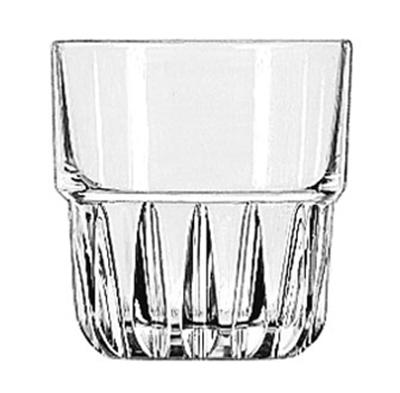 Libbey Glass 15433 8-oz DuraTuff Everest Rocks Glass