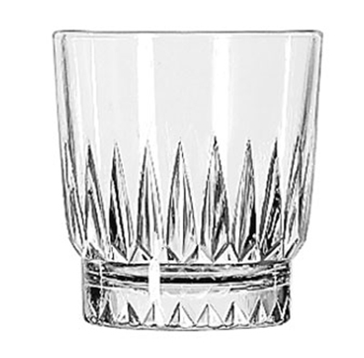 Libbey Glass 15454 8-oz DuraTuff Winchester Rocks Glass