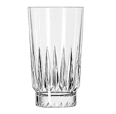 Libbey Glass 15456 8.75-oz DuraTuff Winchester Hi-Ball Glass
