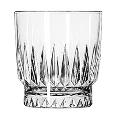 Libbey Glass 15457 10-oz DuraTuff Winchester Rocks Glass