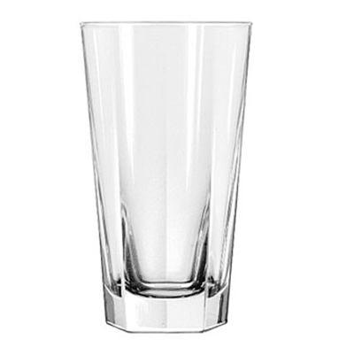 Libbey Glass 15477 15.25-oz DuraTuff Inverness Cooler Glass