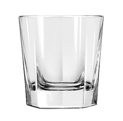 Libbey Glass 15481 9-oz DuraTuff Inverness Rocks Glass