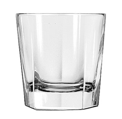 Libbey Glass 15482 12.25-oz DuraTuff Inverness Double Old Fashioned Glass
