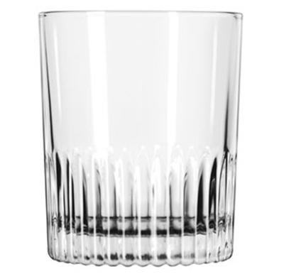 Libbey 15626 8.5-oz DuraTuff Rocks Glass