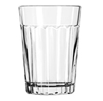 Libbey Glass 15640 8.5-oz DuraTuff Paneled Glass Tumbler
