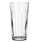 Libbey Glass 15645 24-oz DuraTuff Paneled Glass Tumbler