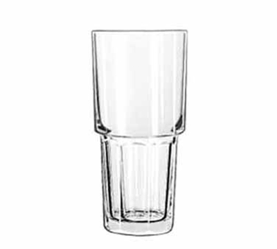Libbey Glass 15651 16-oz DuraTuff Gibraltar Stackable Casual Cooler Glass