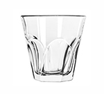 Libbey Glass 15748 9-oz Gibraltar Twist Duratuff Rocks Glass