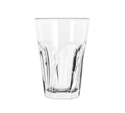 Libbey Glass 15755 10-oz Gibraltar Twist Beverage Glass