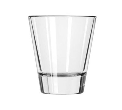 Libbey 15807 7-oz DuraTuff Elan Rocks Glass