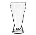 Libbey Glass 16 6-oz Heavy Base Pilsner Glass - Safedge Rim Guarantee
