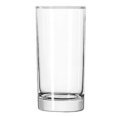 Libbey Glass 161 10.25-oz Heavy Base Hi-Ball glass - Safedge Rim Guarantee