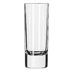 Libbey Glass 1650SR 2.5-oz Super Sham Tall Cordial Shot Glass - Sheer Rim