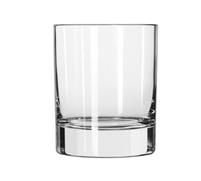 Libbey 1653SR 9-oz DuraTuff Super Sham Rocks Glass - Sheer Rim