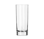 Libbey Glass 1664SR 15-oz DuraTuff Super Sham Cooler Glass - Sheer Rim