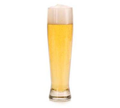 Libbey Glass 1690SR 16-oz Tall Beer Pilsner - Heavy Sham & Sheer Rim