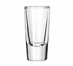 Libbey Glass 1709712 1-oz Tequila Shooter Shot Glass
