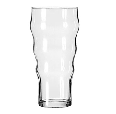 Libbey Glass 1713HT 15.5-oz Governor Clinton Soda Glass - Safedge Rim