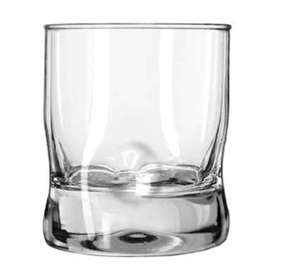 Libbey Glass 1767591 11.75-oz Crisa Impressions Double Old Fashioned Glass