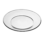 """Libbey Glass 1788489 10.5"""" Crisa Moderno Tempered Dinner Plate"""