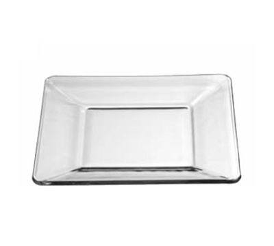 "Libbey 1794709 8"" Tempo Square Salad Plate"
