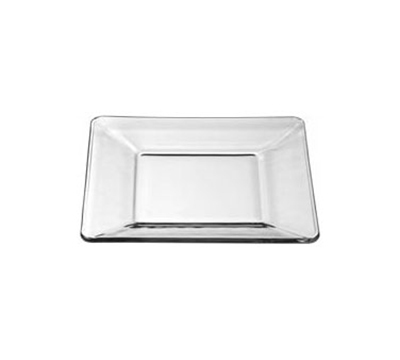 "Libbey Glass 1797299 6"" Tempo Square Salad Plate"