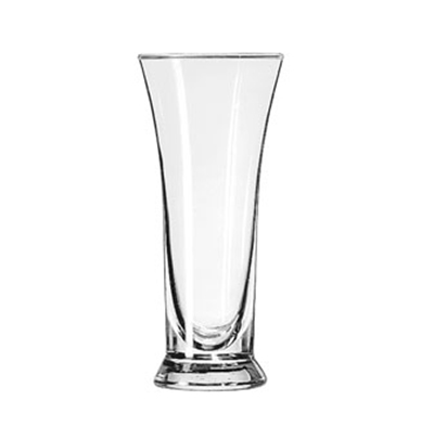 Libbey Glass 18 11-oz Flared Pilsner Glass - Safedge Rim Guarantee