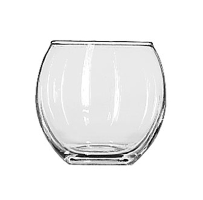 Libbey Glass 1965 4.75-oz Finedge Glass Votive