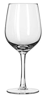 Libbey Glass 201208 15.25-oz Endura Wine Glass - Safedge Rim Guarantee