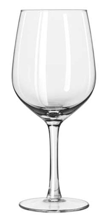 Libbey Glass 201215 18.5-oz Endura Wine Glass - Safedge Rim Guarantee