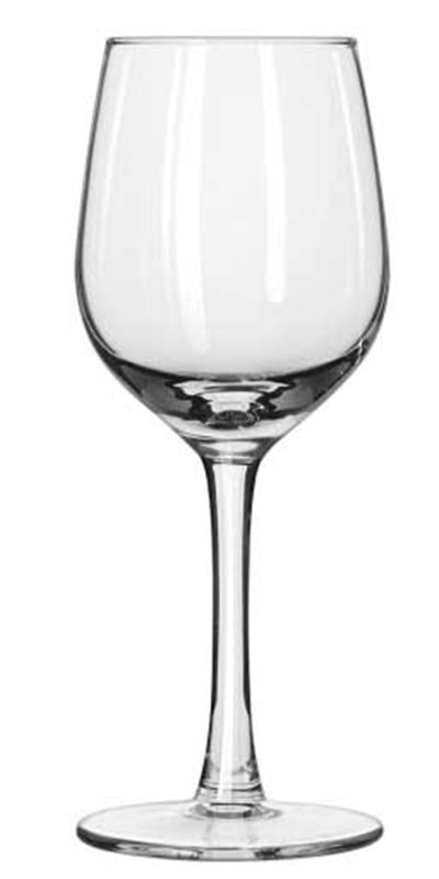 Libbey Glass 201406 9.75-oz Endura Wine Glass - Safedge Rim Guarantee