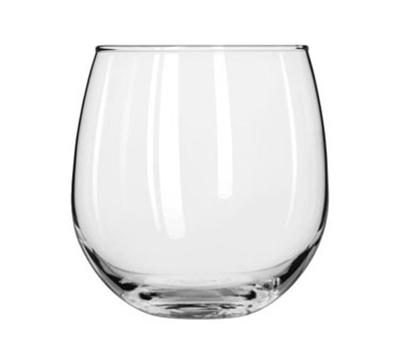 Libbey Glass 222 16.75-oz Stemless Red Wine Glass