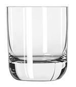 Libbey Glass 2290SR 7-oz Envy Heavy Sham Rocks Glass - Sheer Rim