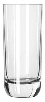 Libbey Glass 2293SR 10-oz Envy Heavy Sham Hi-Ball Glass - Sheer Rim