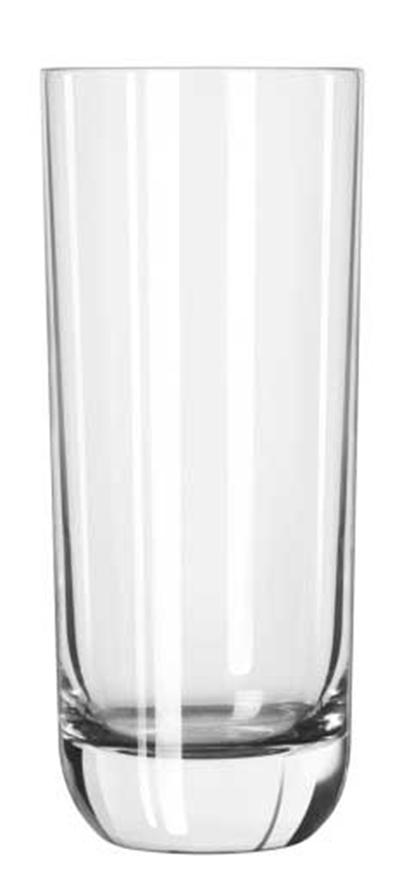 Libbey Glass 2295SR 14-oz Envy Heavy Sham Beverage Glass - Sheer Rim