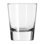 Libbey Glass 2307 13.25-oz Geo Double Old Fashioned Glass - Safedge Rim Guarantee