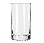 Libbey Glass 23186 8-oz Nob Hill Hi-Ball Glass - Safedge Rim Guarantee