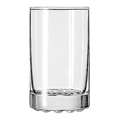 Libbey Glass 23236 6.75-oz Nob Hill Hi-Ball Glass - Safedge Rim Guarantee