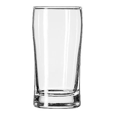 Libbey Glass 232 8-oz Esquire Hi-Ball Glass - Safedge Rim Guarantee
