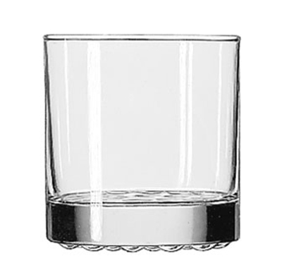 Libbey 23386 10.25-oz Nob Hill Old Fashioned Glass - Safedge Rim Guarantee