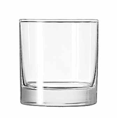 Libbey Glass 2338 10.25-oz Lexington Old Fashioned Glass - Safedge Rim Guarantee