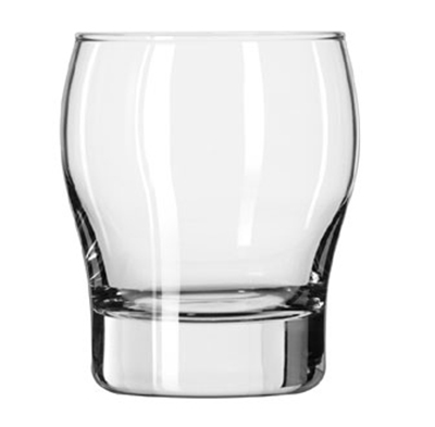Libbey Glass 2394 12-oz Perception Double Old Fashioned Glass - Safedge Rim