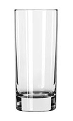 Libbey Glass 2519 9.75-oz Chicago Hi-Ball Glass - Safedge Rim Guarantee